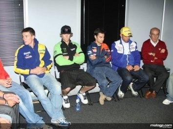 Moto GP - République Tchèque: Les cinq pistes envisagées pour la sécurité
