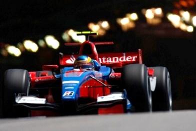 GP2 Monaco Course 1 : Senna ravive le mythe