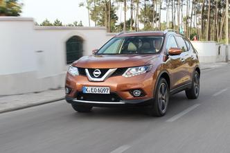 Nouveau Nissan X-Trail : en avant première, les photos de l'essai