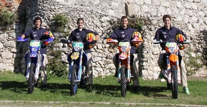 ISDE 2009 : les Espagnols ont gagné en junior