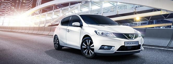 Plus d'infos et de photos sur la nouvelle Nissan Pulsar
