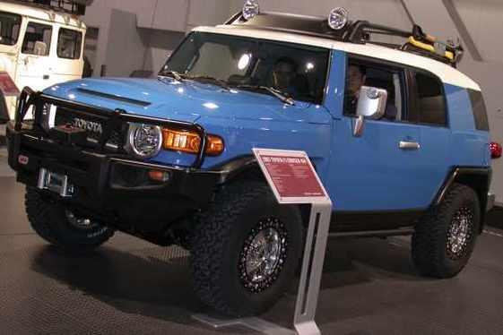 Dakar 2009 : une Toyota Land Cruiser à l'huile de friture usagée recyclée !