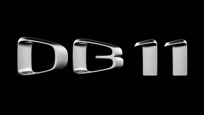 Aston Martin confirme la nouvelle DB11