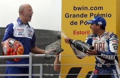Moto GP - Yamaha: Romagnoli explique son départ