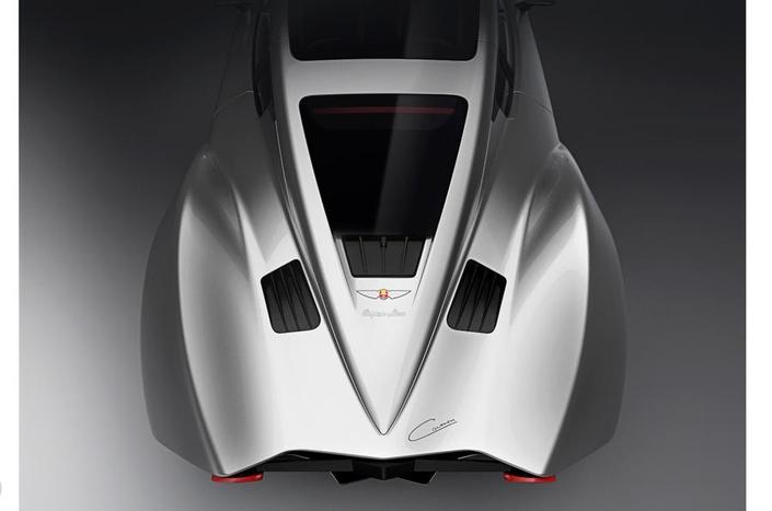 Salon de Genève 2019 : Hispano Suiza avec une Carmen électrique de 1000 ch