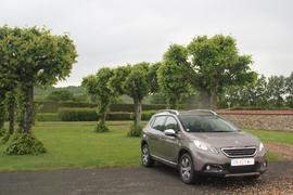 Essai - Peugeot 2008 1.2 e-Vti 82 ETG5 : 3 pattes et 1 boulet