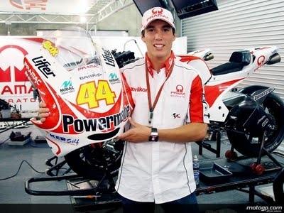 Moto GP - Malaisie: Espargaro revient sur la Ducati