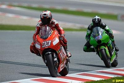 "Moto GP - Melandri: ""L'an prochain, je serai avec Kawasaki"""