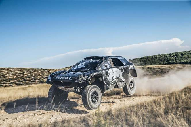 Peugeot 2008 DKR16 : retravaillée pour la victoire