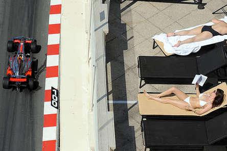 F1 Monaco Qualifications : Massa les tape tous !