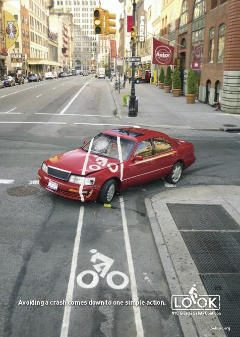 New York encourage l'utilisation du vélo