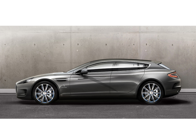 Genève 2013 : Aston Martin Rapide Bertone, l'anti Panamera Sport Turismo
