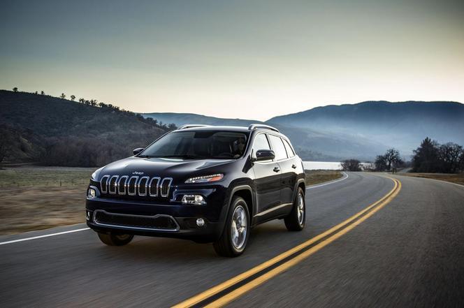 Officiel! Voici le nouveau Jeep Cherokee