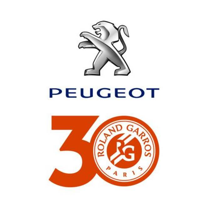Peugeot et Roland-Garros : 30 ans de mariage
