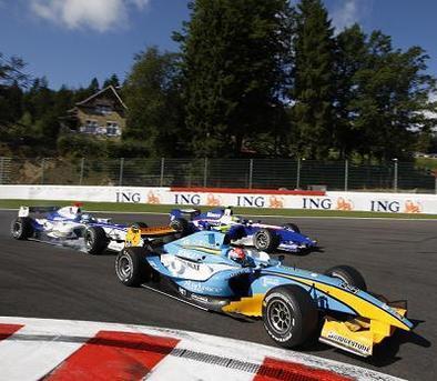 GP2 - Nelson Panciatici: Durango ? No they cannot !