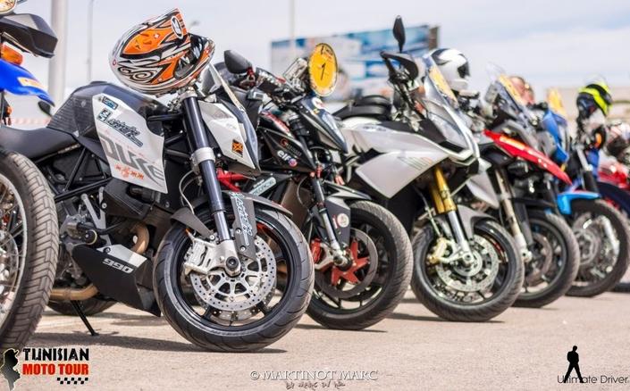 Moto Tours Series 2018: de Tunis à Hammamet