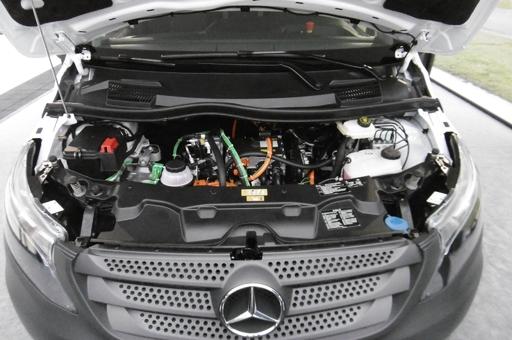 Prise en mains – Mercedes eVito: à la conquête des centres-villes