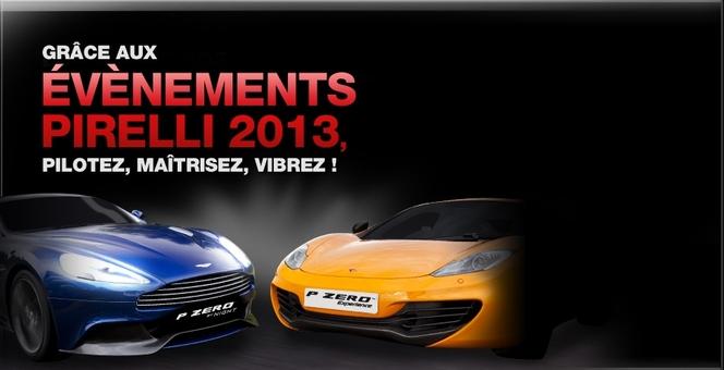 Journées Pirelli P Zéro, tous les détails de la saison 4