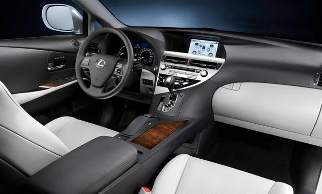 Salon de Los Angeles 2008 : le Lexus RX450h hybride