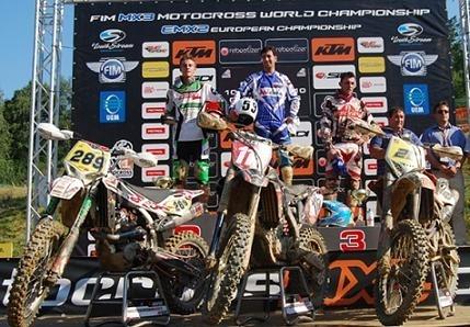 Motocross MX 3 en Slovénie : Carlos Campano conforte sa 1ère place