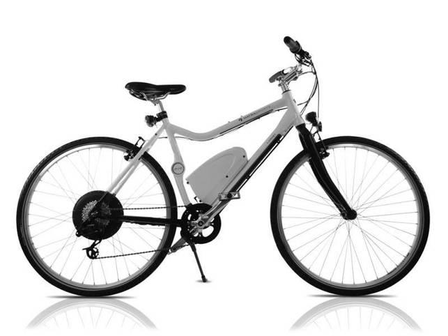 Un nouveau vélo à assistance électrique : le Matra i-step ONE