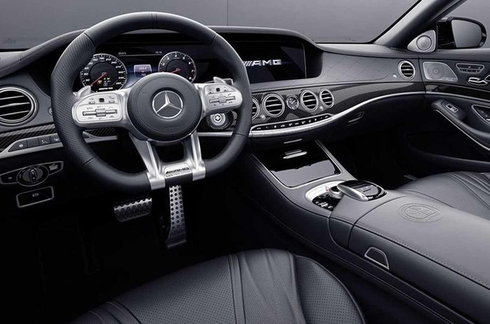 Salon de Genève 2019 : Mercedes dévoile la S65 AMG Final Edition