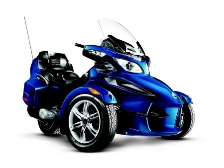 Can Am Spyder RT 2010 : De 20 999 à 26 499 €uros...