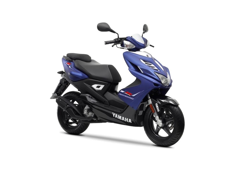 Nouveauté Scooter 2013 : nouvel habillage pour l'Aerox R 50 cm3