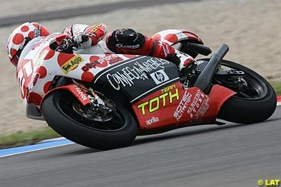 GP250: Sito Pons annonce son retour