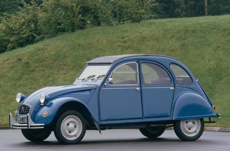 Collection : combien vaut une Citroën 2CV aujourd'hui ?