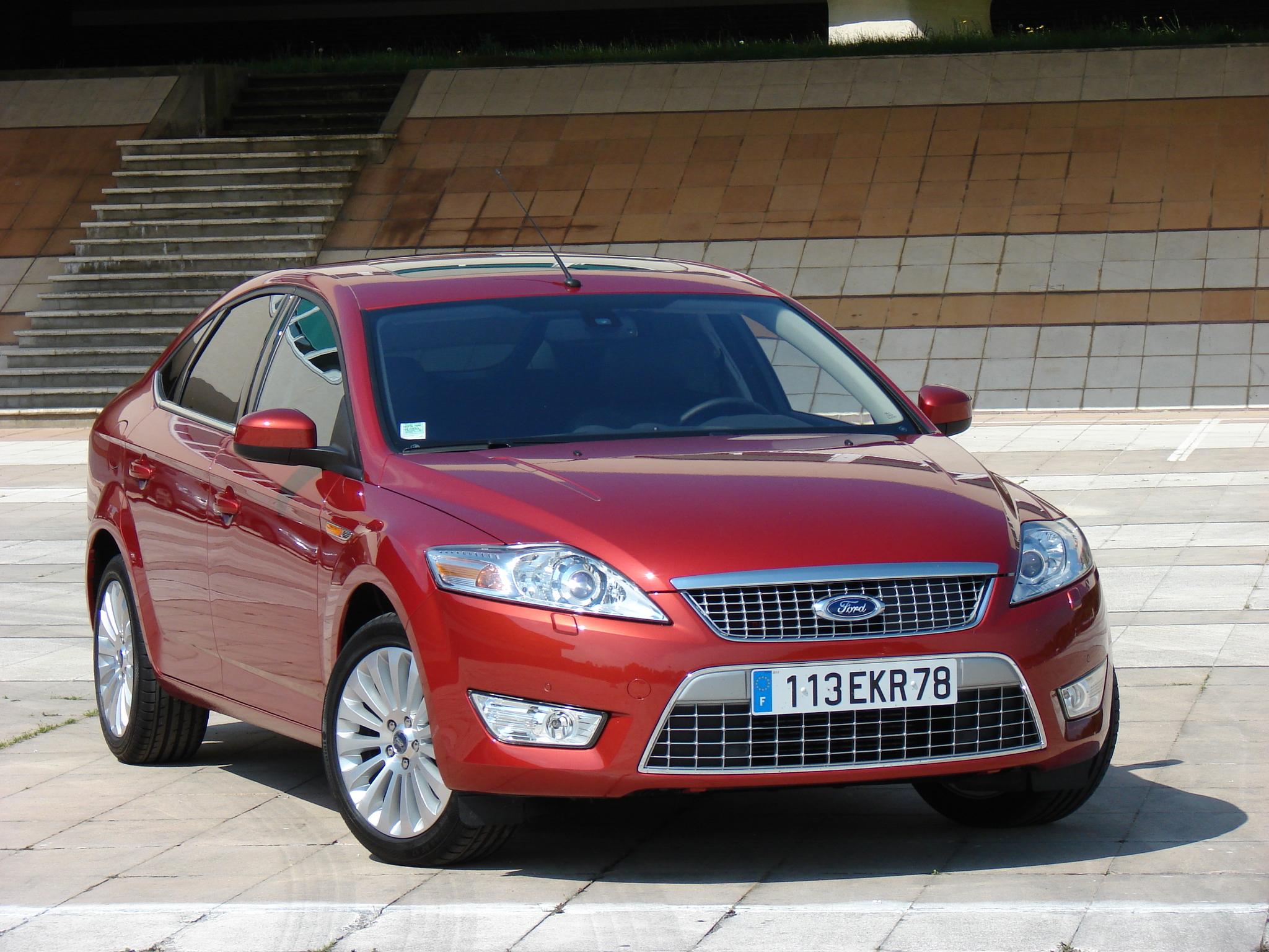 Технические характеристики Форд Мондео 2013, клиренс, фото ...