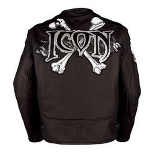Albator fait lui aussi de la moto... Icon Skull