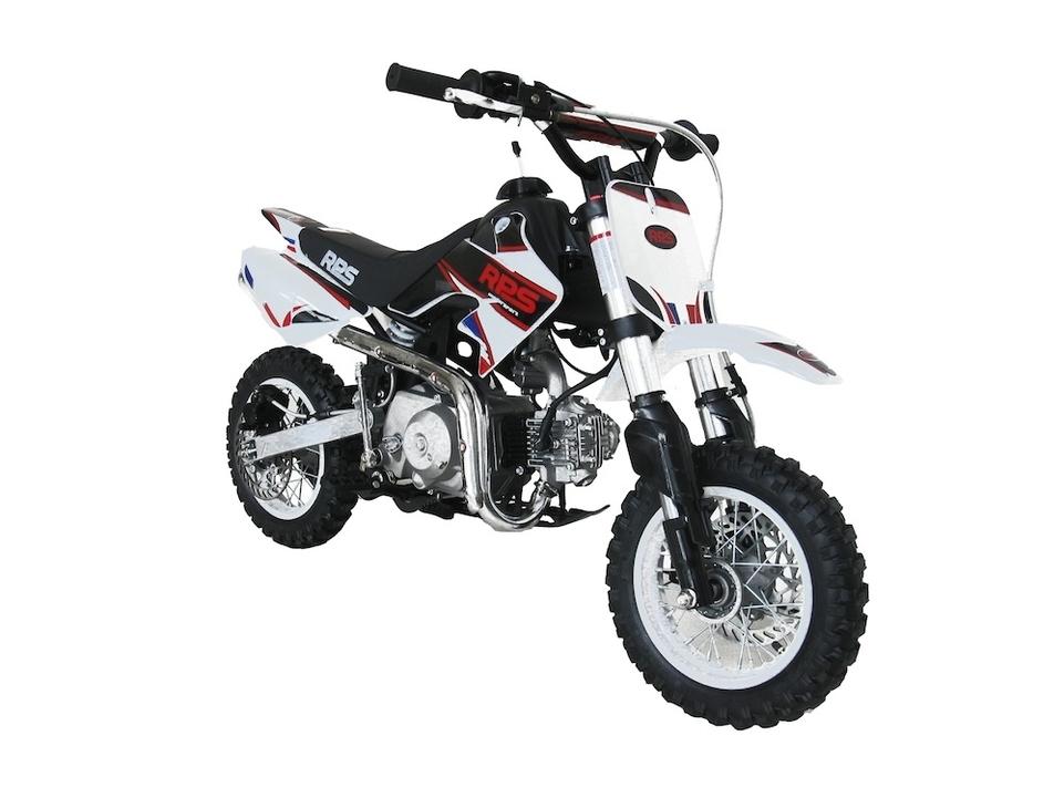 RPS : un quad et une mini-moto pour les enfants