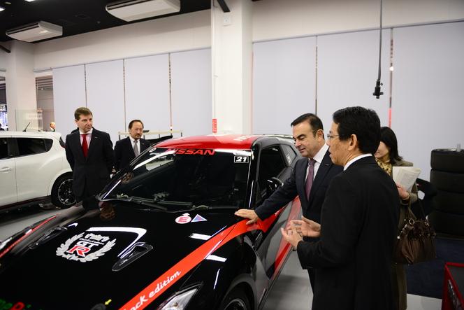 Nissan annonce l'arrivée d'une GT-R Nismo extrême