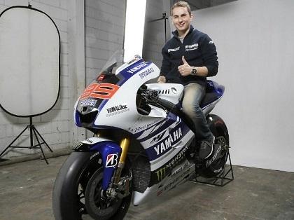 Moto GP: Jorge Lorenzo réclame une autre moto