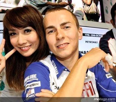 Moto GP - Malaisie D.1: Lorenzo et Stoner font le spectacle