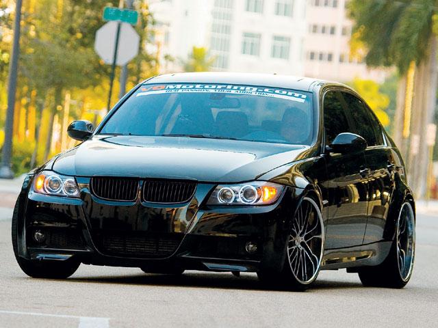 Технологии и гаджеты.  Не секрет, что машины марки BMW просто идеально подходят для тюнинга.