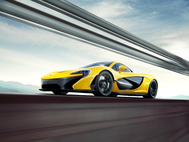 Genève 2013 : tous les chiffres de la McLaren P1 (prix, accélérations...)