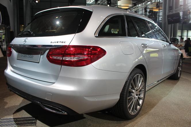 Caradisiac Etait A La Presentation Officielle De La Mercedes Classe