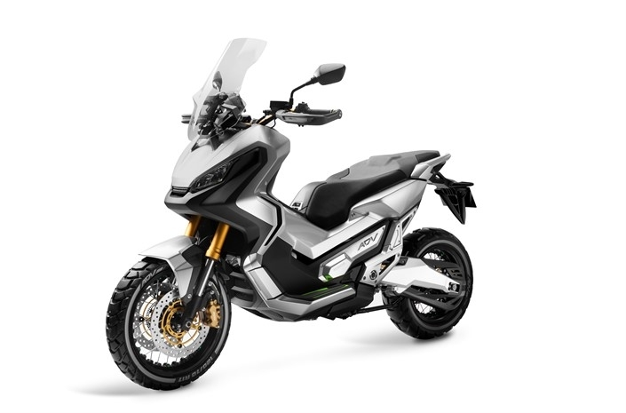En direct du Salon de Milan 2015 : Honda présente le concept ''City Adventure''