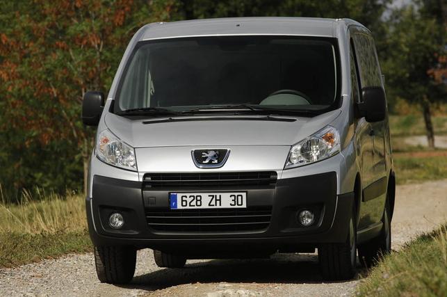 Les nouveaux Peugeot Expert et Expert Tepee plus sobres
