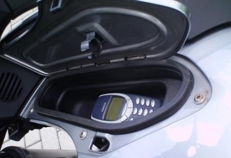 Nedplex fait un vide-poche pour votre BMW R1200 RT.