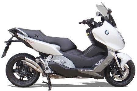 Ixrace équipe doublement le BMW C600 Sport