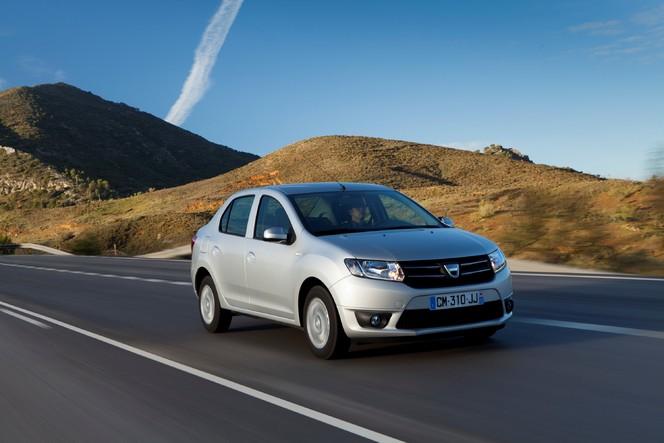 La Dacia Logan perd du terrain sur les marchés européens
