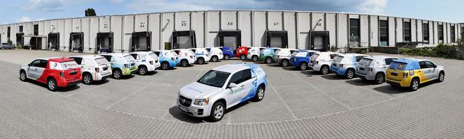 La flotte de véhicules à pile à combustible Opel et GM atteint les 3 millions de miles