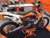 Motocross mondial :  Max Nagl pilotera une KTM les deux prochaines années