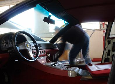Rencontre: Remise en formes avec EVE Cars