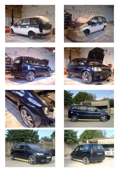 Rencontre : Remise en formes avec EVE Cars.2