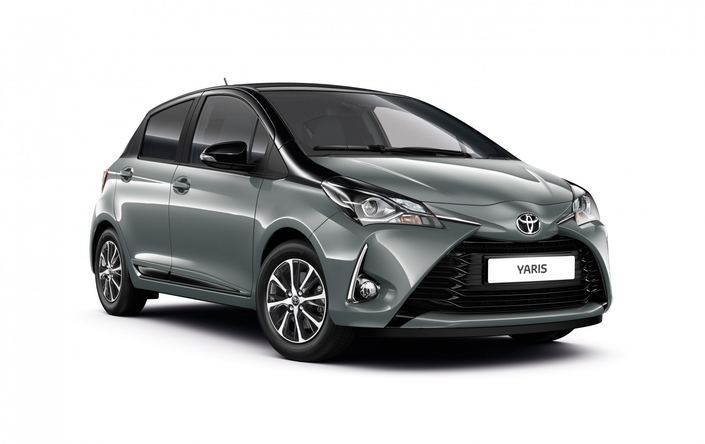toyota yaris une nouvelle finition design. Black Bedroom Furniture Sets. Home Design Ideas