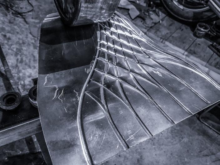 Reportage : rencontre avec le préparateur Duke Motocycles